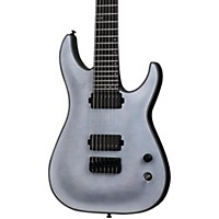 Schecter Guitar Research Keith Merrow Km-7 7 String Electric Guitar Satin Transparent White