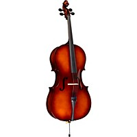 Bellafina Musicale Series Cello Outfit 1/4 Size