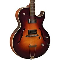 The Loar Lh-280-C Archtop Hollowbody Electric Guitar Sunburst