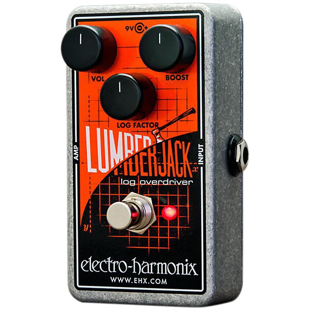 Electro-Harmonix Lumberjack Log Overdriver Guitar Effects Pedal