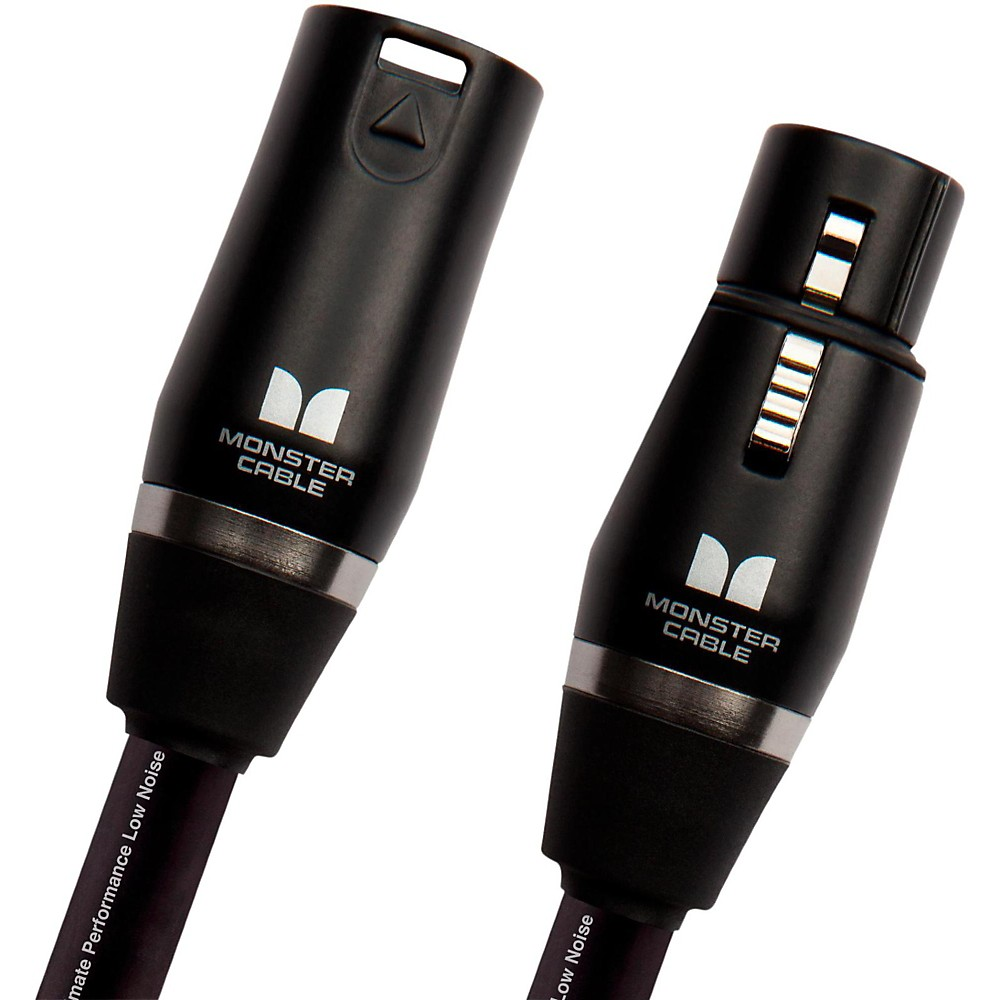 Microphone Cables For Sale Best To Buy Ultra Low Noise Monster Cable Studio Pro 2000 Xlr 30 Ft Uses Three Time Correct Multi Gauge Wire Networks