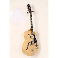 Used Epiphone Es-175 Premium Hollowbody Electric Guitar Natural 190839015570