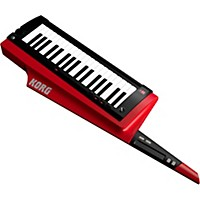 Korg Rk-100S Keytar With Mmt Red
