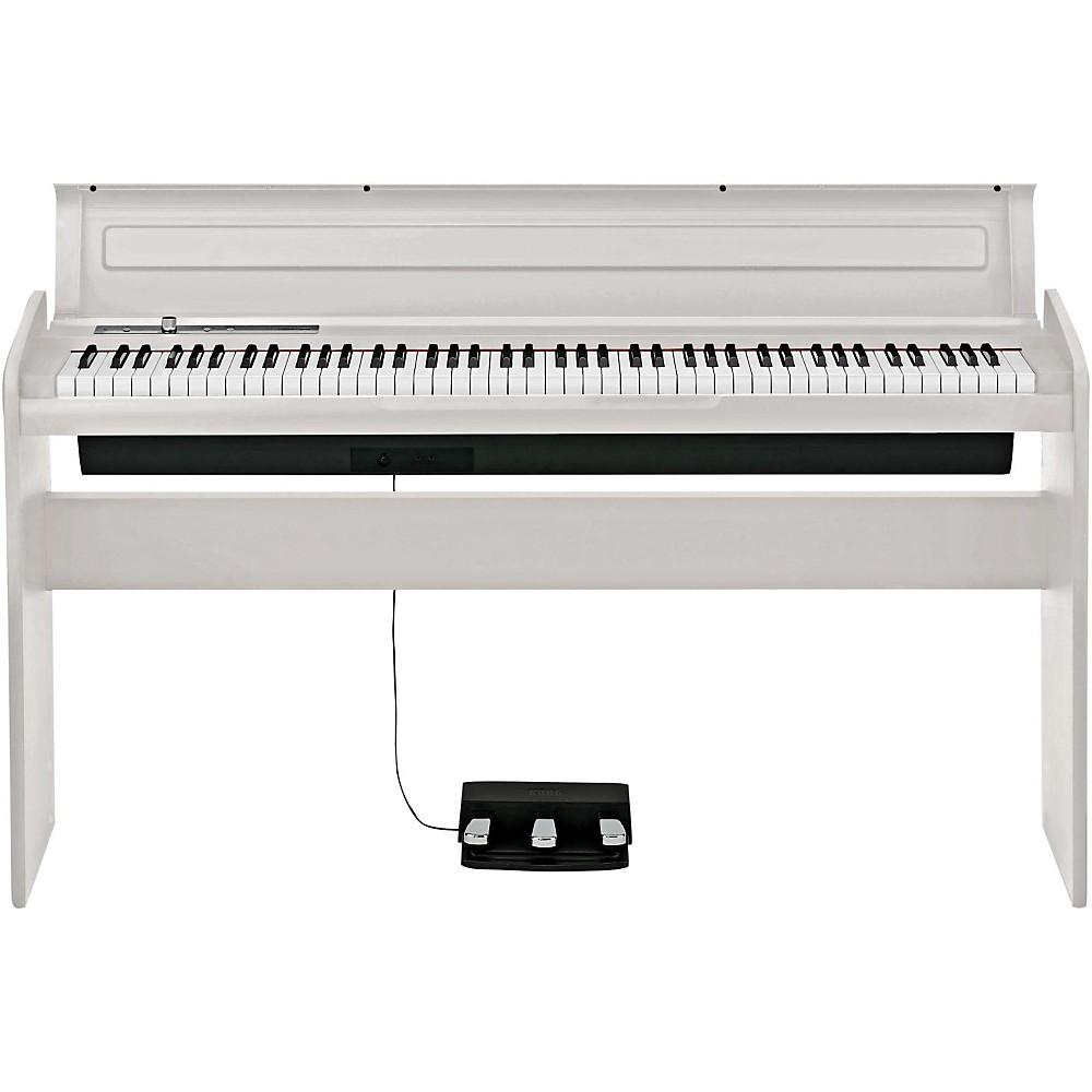 Korg Lp180 88 Key Lifestyle Piano White