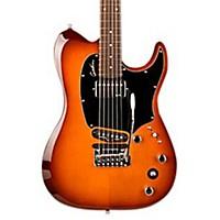 Godin Session Custom Tripleplay Electric Guitar Lightburst Rosewood Fretboard