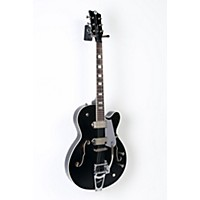Used Reverend Pete Anderson Signature Pa-1 Electric Guitar Satin Black 888365963136