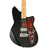 Reverend Double Agent Iii Electric Guitar Black