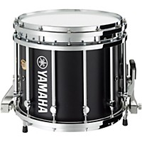 Yamaha 8300 Series Sfz Marching Snare Drum 14 X 12 In. Black Forest With Chrome Hardware