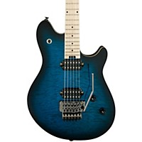 Evh Wolfgang Standard Electric Guitar Transparent Blue Burst
