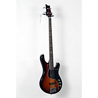 Used Prs Se Kestrel Electric Bass Guitar Tri-Color Sunburst 888365950549