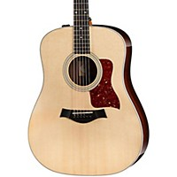 Taylor 200 Series 210E Deluxe Dreadnought Acoustic-Electric Guitar Natural