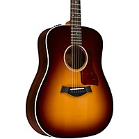 Taylor 200 Series 210E Deluxe Dreadnought Acoustic-Electric Guitar Tobacco Sunburst