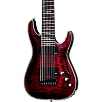 Schecter Guitar Research Hellraiser C-9 Electric Guitar Black Cherry