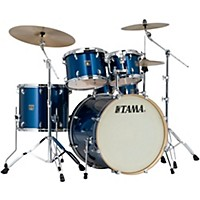 Tama Superstar Classic 5-Piece Shell Pack Indigo Sparkle