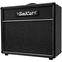 Bad Cat Lg 1X12 Guitar Speaker Cab Silver Silver