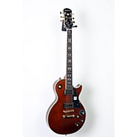 Used Epiphone Lee Malia Signature Les Paul Custom Artisan Electric Guitar Walnut 190839034649