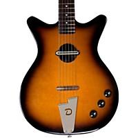Danelectro Convertible Acoustic-Electric Guitar Tobacco Sunburst