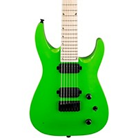Jackson Slathx-M 3-7 7-String Electric Guitar Slime Green