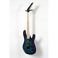 Used Jackson Pro Dinky Dk2qm Ht Electric Guitar Chlorine Burst 190839034564