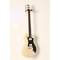 Used Prs S2 Singlecut Standard Dot Inlays Electric Guitar Antique White 888365950068