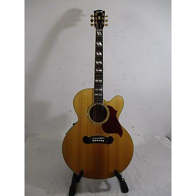 Gibson J185EC Blues King Acoustic Electric Guitar