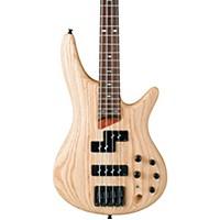 Ibanez Sr650 4-String Electric Bass Guitar Flat Natural