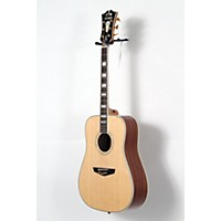 Used D'angelico Lexington Dreadnought Acoustic-Electric Guitar Natural 190839045201