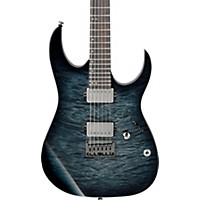 Ibanez Rg6005 Quilted Maple Electric Guitar Transparent Gray Burst