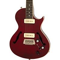 Epiphone Blueshawk Deluxe Semi-Hollowbody Electric Guitar Wine Red