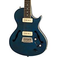 Epiphone Blueshawk Deluxe Semi-Hollowbody Electric Guitar Midnight Sapphire