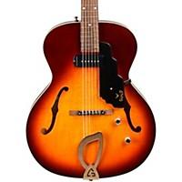 Guild T-50 Slim Hollowbody Electric Guitar Antique Burst