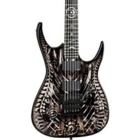 Dean Signature Series Rusty Cooley Rc6 Electric Guitar Xenocide