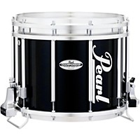 Pearl Championship Maple Ffx Marching Snare Drum 13 X 11 In. Midnight Black