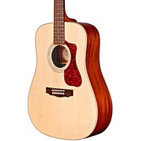 Guild D-140 Acoustic Guitar Natural