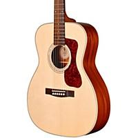 Guild Om-140 Acoustic Guitar Natural