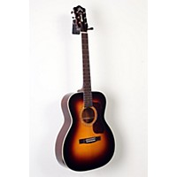 Used Guild Om-140 Acoustic Guitar Sunburst 888365896472