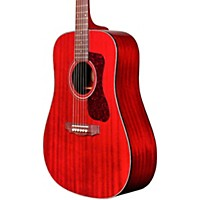 Guild D-120 Acoustic Guitar Cherry Red