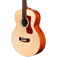 Guild Westerly Collection B-140E Acoustic-Electric Bass Guitar Natural