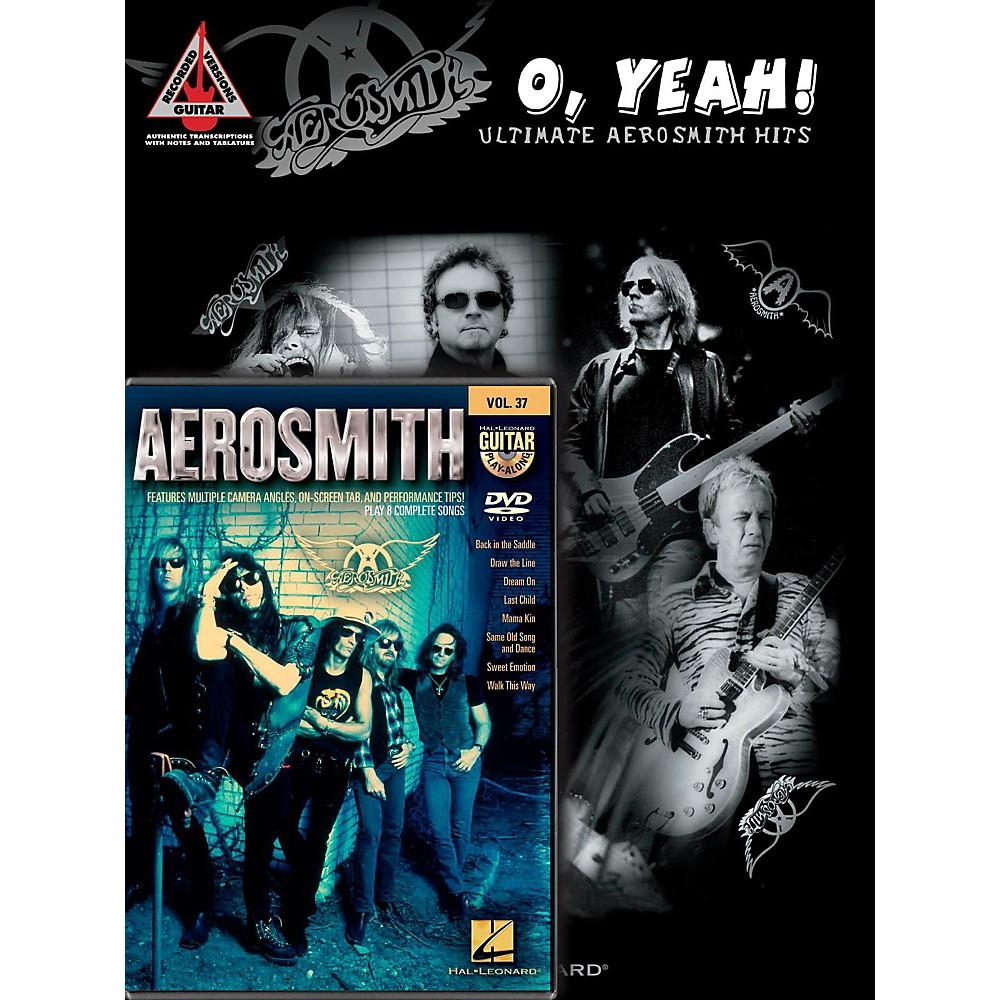 Hal Leonard Aerosmith Guitar Pack Book/Dvd