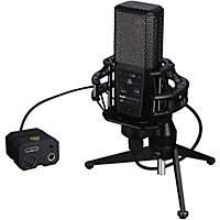 Lewitt Audio Microphones Dgt 650 Stereo Usb Microphone For Ios, Pc, Mac
