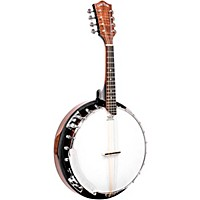 Gold Tone Mb-850+ Mandolin Banjo Vintage Brown