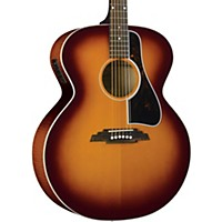 Blueridge Contemporary Series Bg-1500E Super Jumbo Acoustic-Electric Guitar Vintage Sunburst