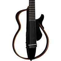 Yamaha Nylon String Silent Guitar Trans Black