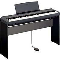 Yamaha P-115  Digital Piano With L-85 Stand