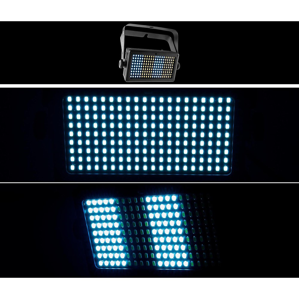 Chauvet Dj Shocker Panel 180 Usb Led Strobe Light
