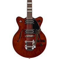 Gretsch Guitars G2655t Streamliner Center Block Junior Double Cutaway With Bigsby Walnut Satin