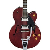 Gretsch Guitars G2420t Streamliner Single Cutaway Hollowbody With Bigsby Walnut Stain