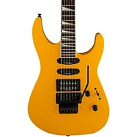 Jackson X Series Soloist Sl3x Electric Guitar Taxi Cab Yellow Rosewood Fingerboard