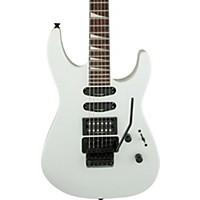 Jackson X Series Soloist Sl3x Electric Guitar Metallic Pearl White Rosewood Fingerboard