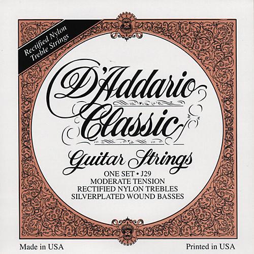 D'Addario J29 Classic Moderate Acoustic Guitar Strings